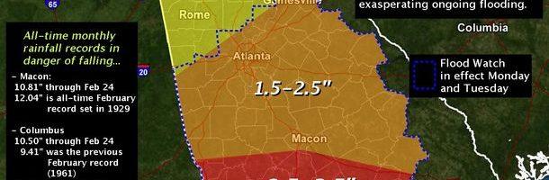 Safety During Atlanta Flood Watches